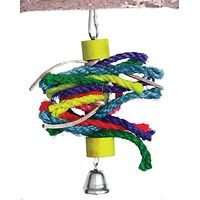 Boredom Breakers Rope & Leather Toy